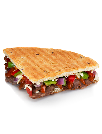 Chipotle Steak Panini