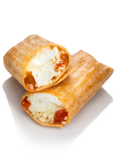 Egg White & Cheese Wrap