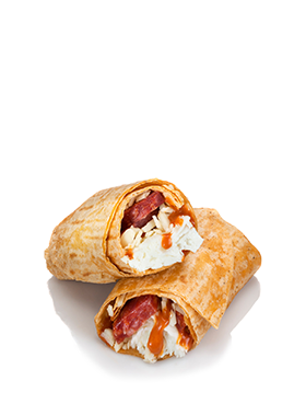 Egg White & Chorizo Wrap (Chipotle)